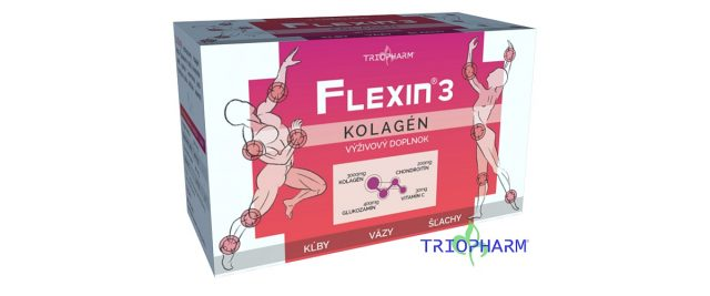 Flexin® 3 Kolagén