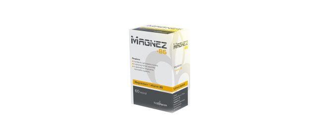 Magnez +B6